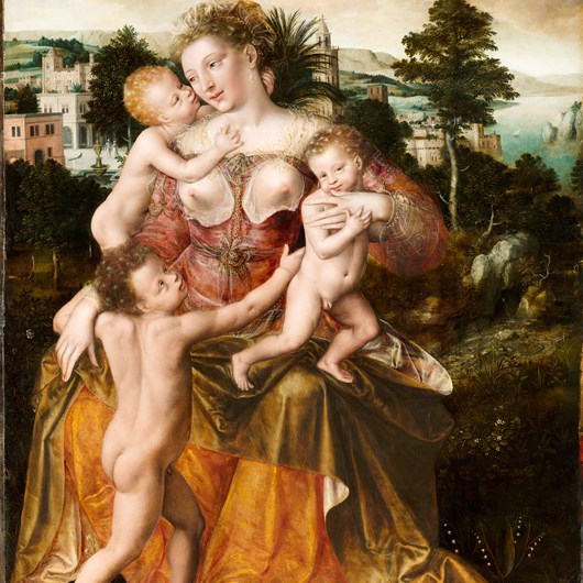Allegory of Charity